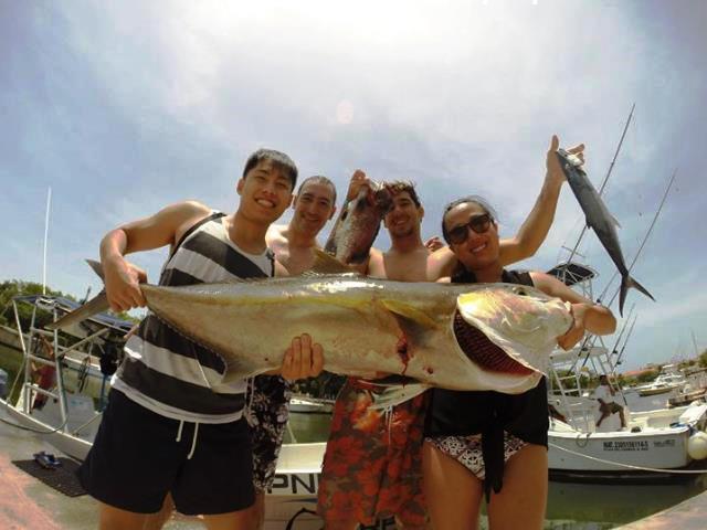 Custom made spearfishing trip